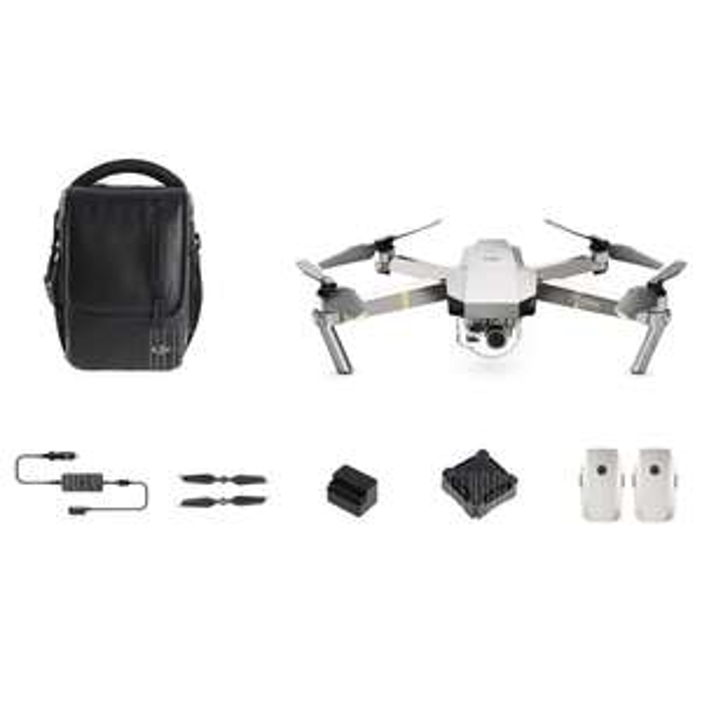 [Gearbest] DJI Mavic Pro Platinum Drohne Fly More Combo mit 4k Cam