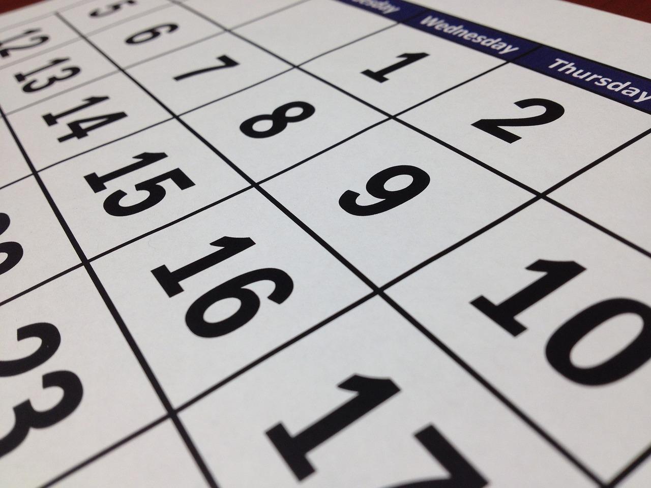 Kostenloser ZEISS Kalender für den Schreibtisch