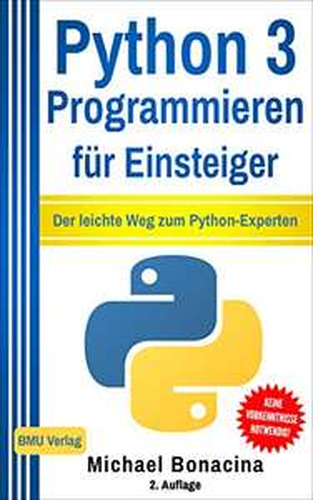 [Kindle eBook] Python 3: Programmieren für Einsteiger - gratis