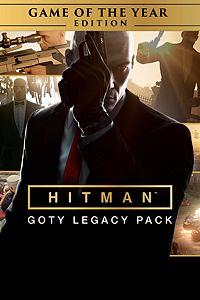 XBOX - HITMAN™ GOTY Legacy-Pack