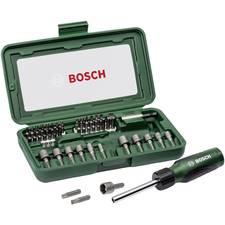 Getgoods.com: Bosch Schraubendreher-Set, 46tlg. um 14€ inkl. Versand
