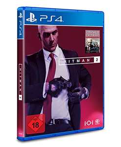 (PS4) Hitman 2 - Standard Edition [Amazon] --- (Xbox One für 51€)