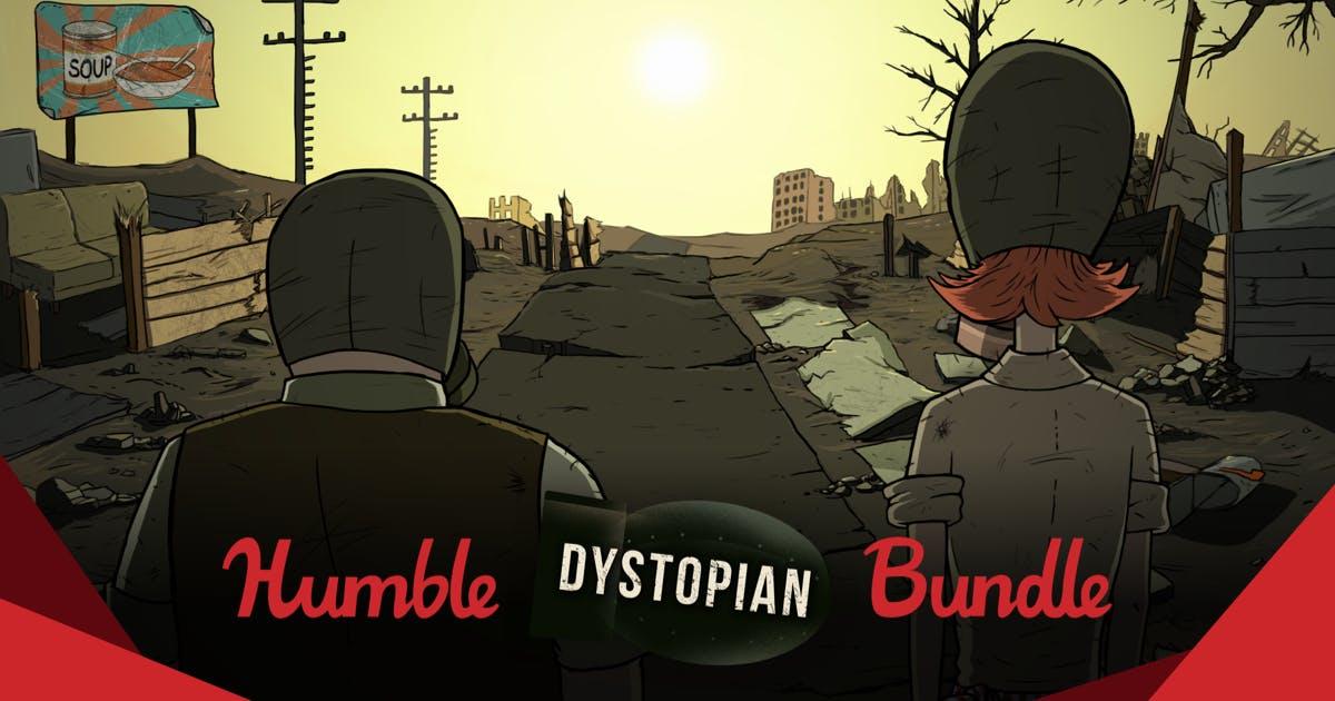 Humble Bundle Dystopian