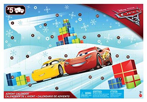 [Amazon.de] Mattel Disney Cars 3 Adventskalender - Bestpreis !