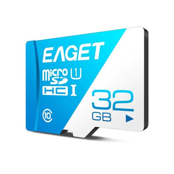 [Rosegal] EAGET T1 Class 10 80MB/s TF Card 32GB