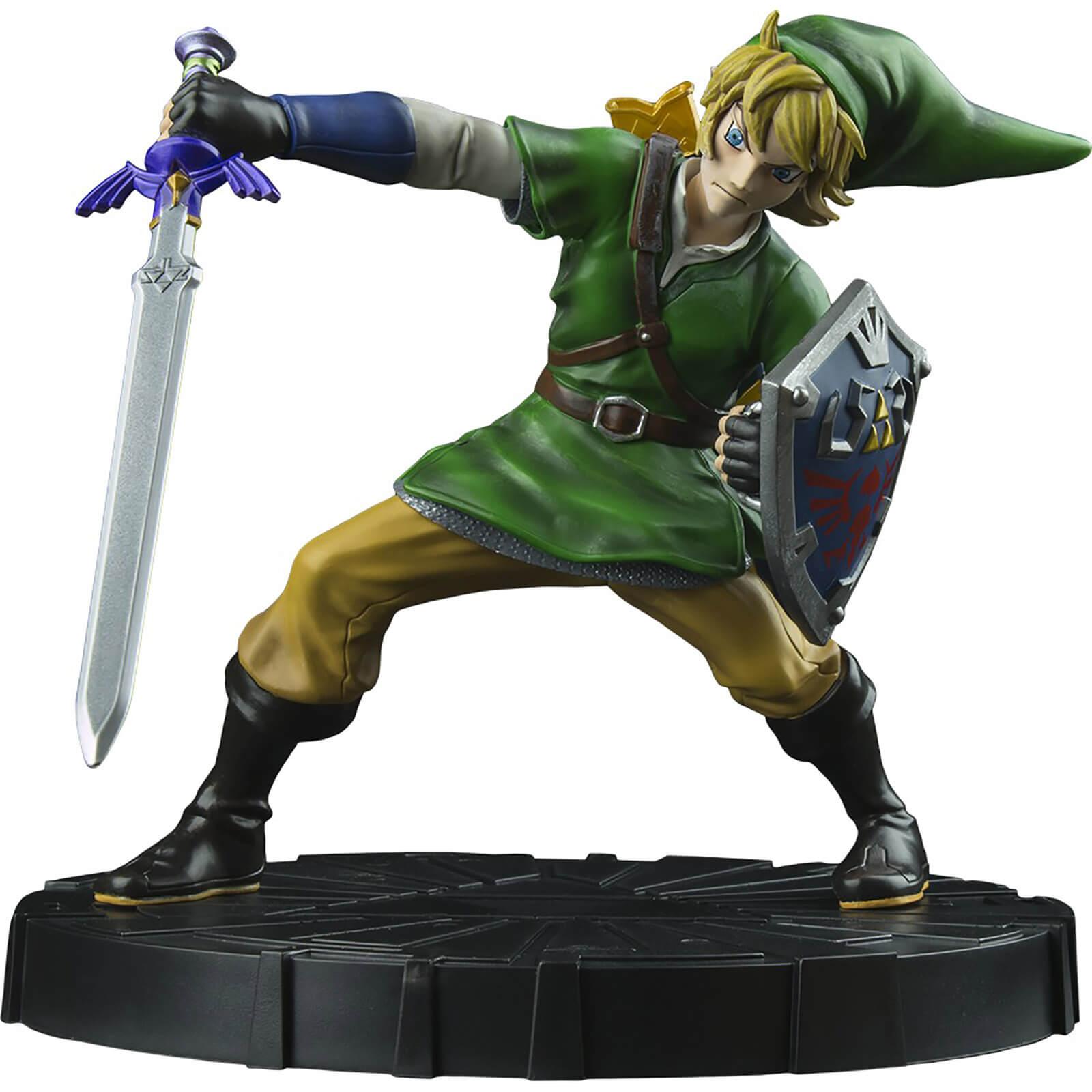 "Link Skyward Sword Statue 10"""