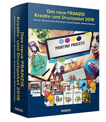 """[Pearl.at] """"Das neue Grafik- und Druckpaket"""" von Franzis um 5,90€ statt 427,62€ (lol)"""