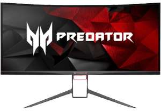 Acer Predator X34P, 3440x1440, 120Hz, IPS, G-Sync