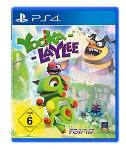 Yooka-Laylee (PlayStation 4) für 8,99€