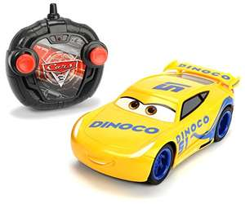 "[Amazon] Dickie Toys -> (Marke) ""Cars 3 Turbo Racer Cruz Ramirez"", RC Fahrzeug ferngesteuert (BESTPREIS !!!)"