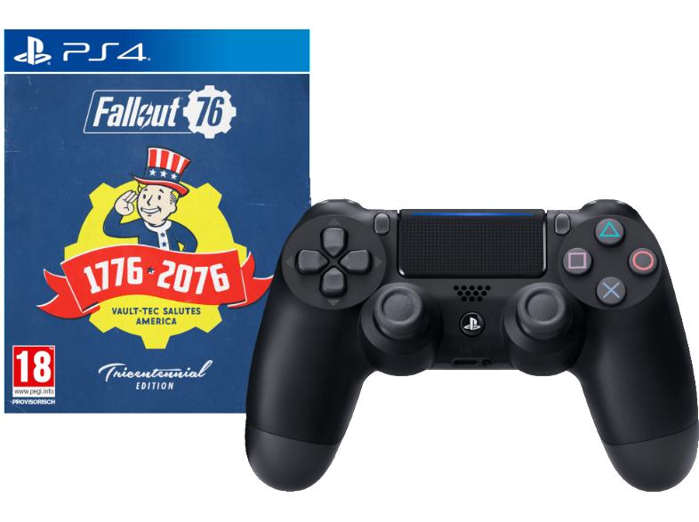 Fallout 76 - Tricentennial Edition + DualShock 4 Wireless Controller V2 für 77€ / Xbox One Controller für 87€