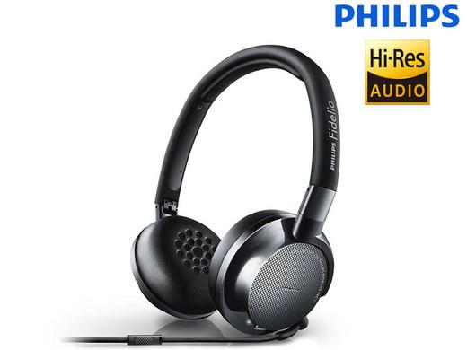 Philips Fidelio NC1 Kopfhörer | High Resolution für 69,95€