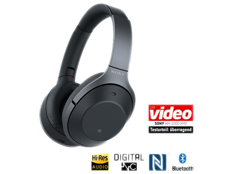 [MediaMarkt] SONY Bluetooth Kopfhörer WH-1000XM2