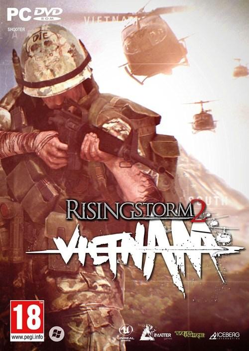 Rising Storm 2  stark vergünstigt, frei spielbar