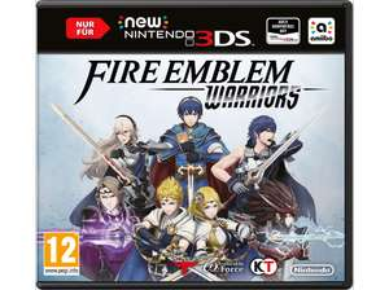 [Mediamarkt] Fire Emblem Warriors New 3DS // Halo 5 Guardians Xbox One / Forza Horizon 2 - Standard Edition Xbox One um je 7,-€