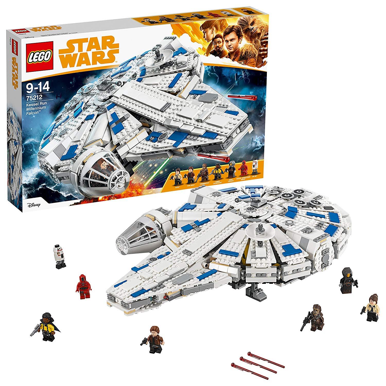 LEGO 75212 Kessel Run Millennium Falcon [Amazon.es]