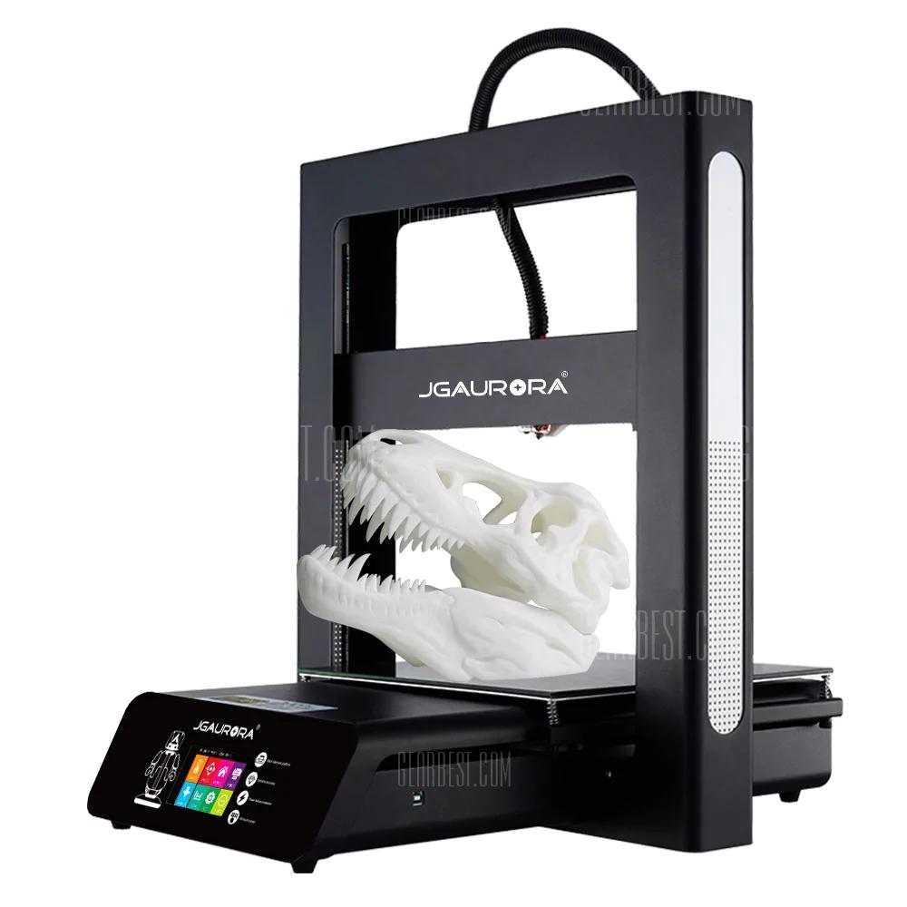 [Gearbest] JGAURORA A5S 3D Drucker