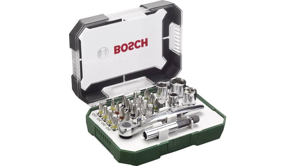 [getgoods] Bosch Accessories Bit-Set 27teilig Promoline 2607017392