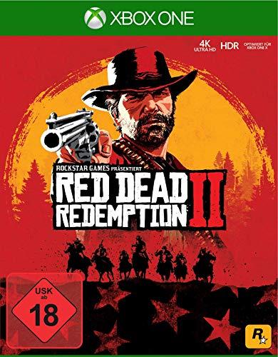 Red Dead Redemption 2 [Xbox One] zum Bestpreis