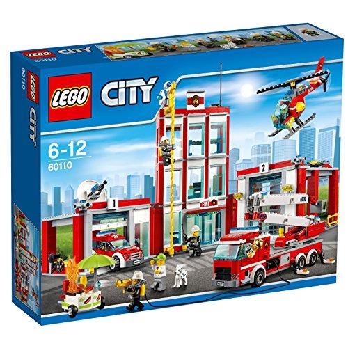 [Amazon.de] LEGO City - Große Feuerwehrstation (60110)