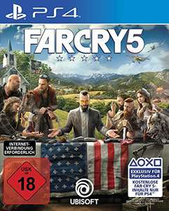 Far Cry 5 - Standard Edition - (PS4/XBOX)