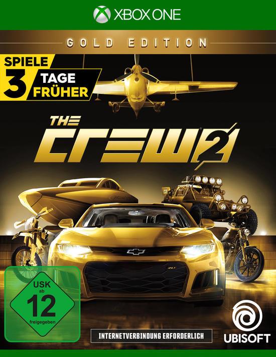 The Crew 2 Gold Edition für PS4 | XB ONE um 29,99