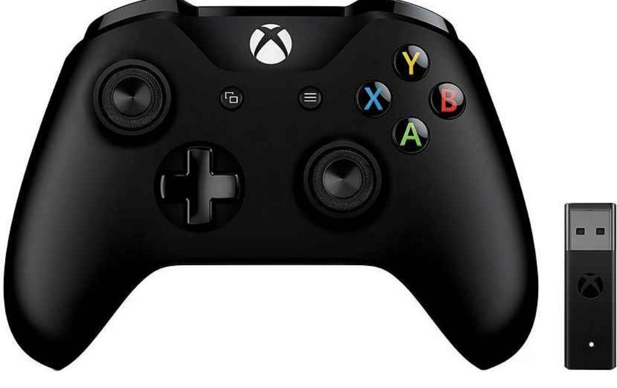 Microsoft Xbox Controller und Wireless Adapter für Windows bei Otto.de für 24,12€(inklusive Logoix)