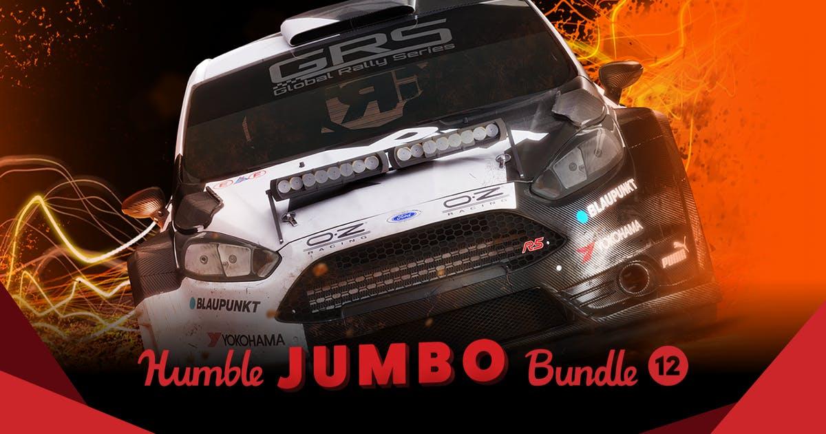 Humble Jumbo Bundle 12 - Pinstripe, Rise & Shine,... und mehr ab einen Dollar/Euro