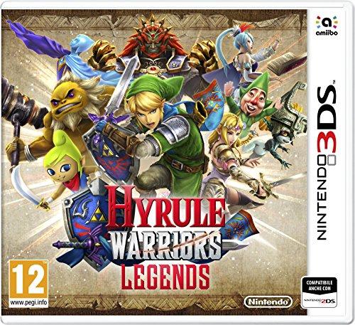 Amazon.es: Hyrule Warriors: Legends (Nintendo 3DS) um 19,31€
