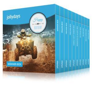 JollyDays - bis zu 40% Rabatt auf alle Erlebnis-Geschenkboxen