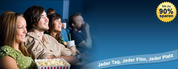 Genial: 10€ Kinogutschein für 1€ bei Citydeal *UPDATE* Jetzt für Wien und Graz