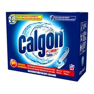 [Amazon] Calgon 2in1 Tabs 48 Stück