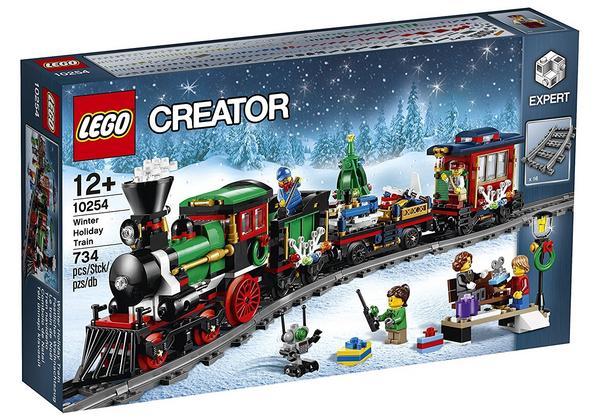 [shöpping.at] LEGO® Creator 10254 - Festlicher Weihnachtszug - Bestpreis