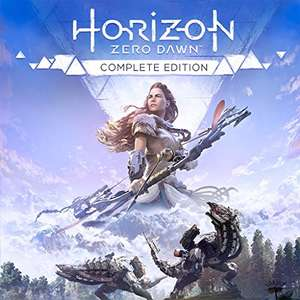 (PS4) Horizon Zero Dawn: Complete Edition