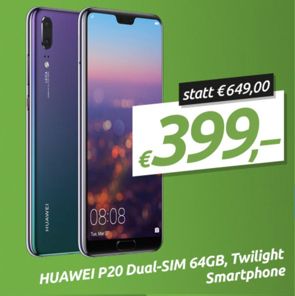 HUAWEI P20 Dual-SIM 64GB