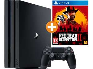 Sony Playstation 4 Pro inkl Red Dead Redemption 2