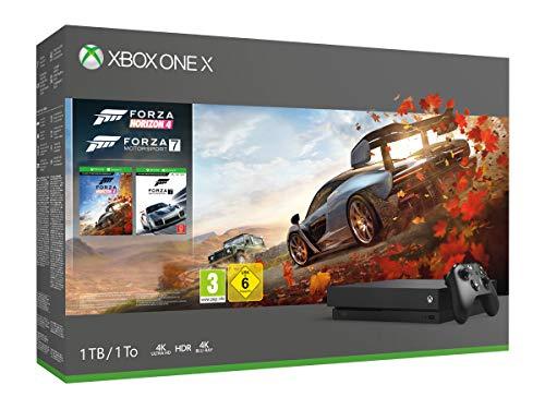 Amazon.de: Jedes Xbox One X Bundle um 382,19€
