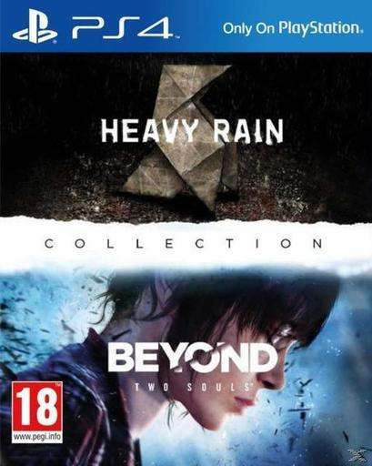 [Libro Filialen] Heavy Rain & Beyond Two Souls Collection PS4 für 9,99€ bei Abholung [auch verwendbar für Gamestop Tauschdeal]