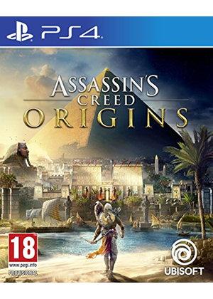 [Base] Assassin's Creed Origins PS4 inkl. Versand