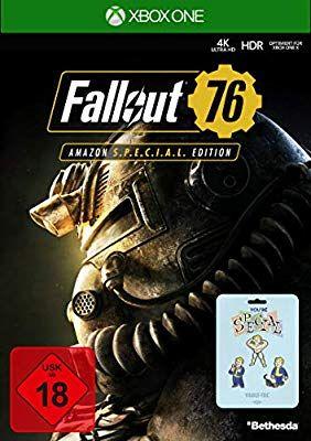 [amazon.de] Fallout 76 (Xbox One/PC)