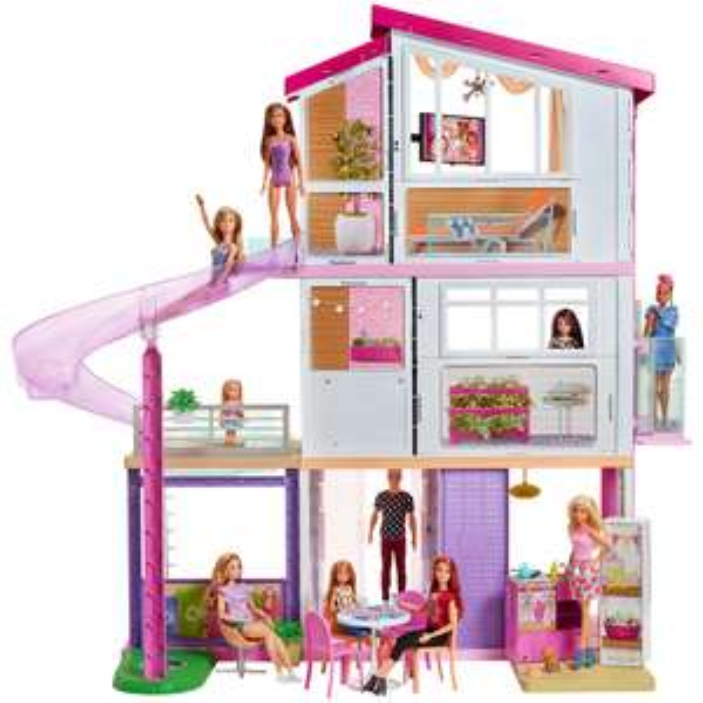 Barbie Traumvilla Dreamhouse FHY73