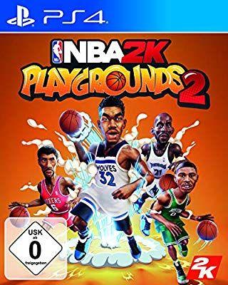 [amazon.de] NBA Playgrounds 2 (PS4)