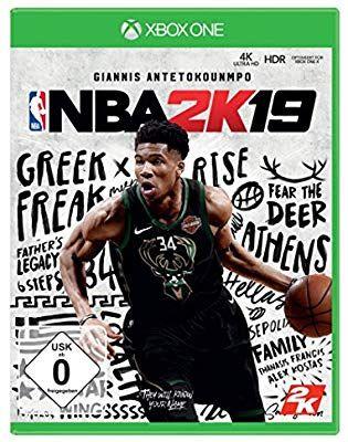 [amazon.de] Nba2K19 ( Xbox One/PS4(