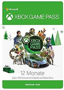 [amazon.de] Xbox One Gamepass (Xbox One)