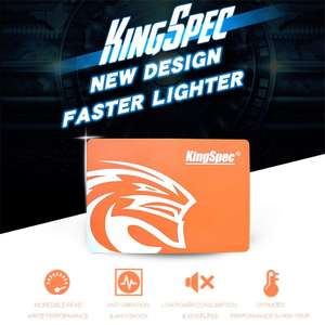 [Rosegal] KingSpec 128GB SSD