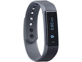 [Pearl] - Fitness-Armband mit Herzfrequenz-Sensor