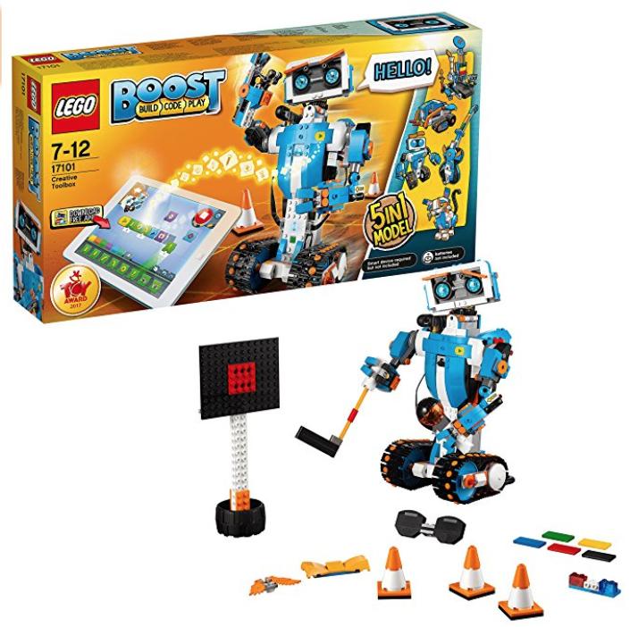 Lego Boost, programmierbarer Roboter (Sowas wie Lego Mindstorms für die kleinen)