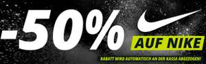 [XXL SPORTS Original-Deal] -50% auf Nike
