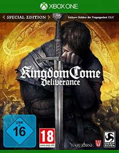 [Amazon.de] Kingdom Come Deliverance Special Edition (Xbox One/PS4)