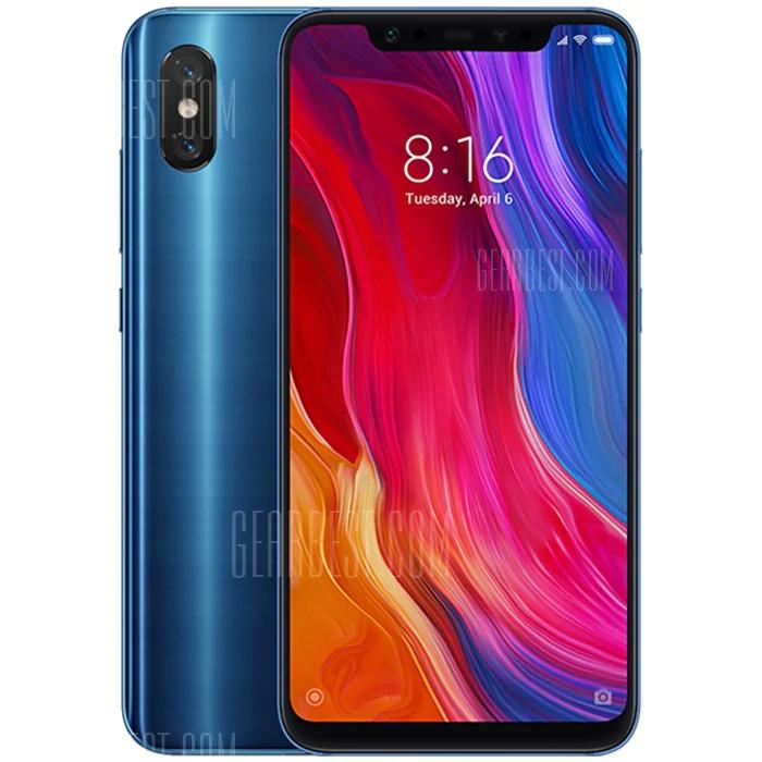 [Gearbest] Xiaomi Mi 8 Global Version 6GB / 64GB
